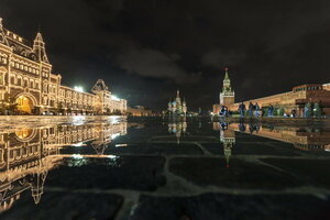 Венеция на Красной площади