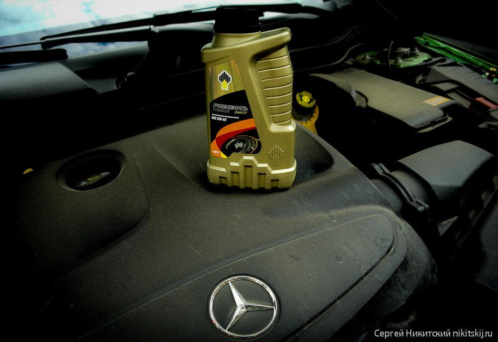 Моя личная рекомендация по выбору моторного масла