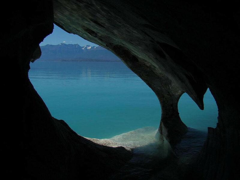 Ледниковое озеро Буэнос-Айрес