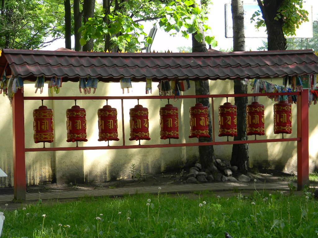 Санкт-Петербургский буддийский храм Дацан Гунзэчойнэй