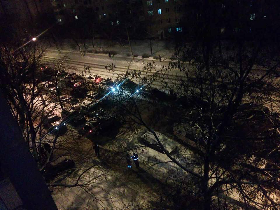 Арестованные бойцы «Торнадо» напали наохрану СИЗО вКиеве