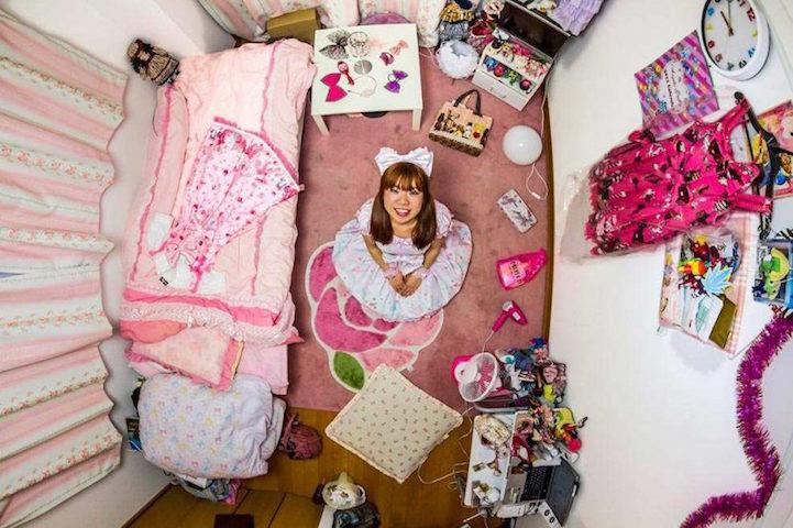 Комната 256 — Риоко, Токио, Япония.