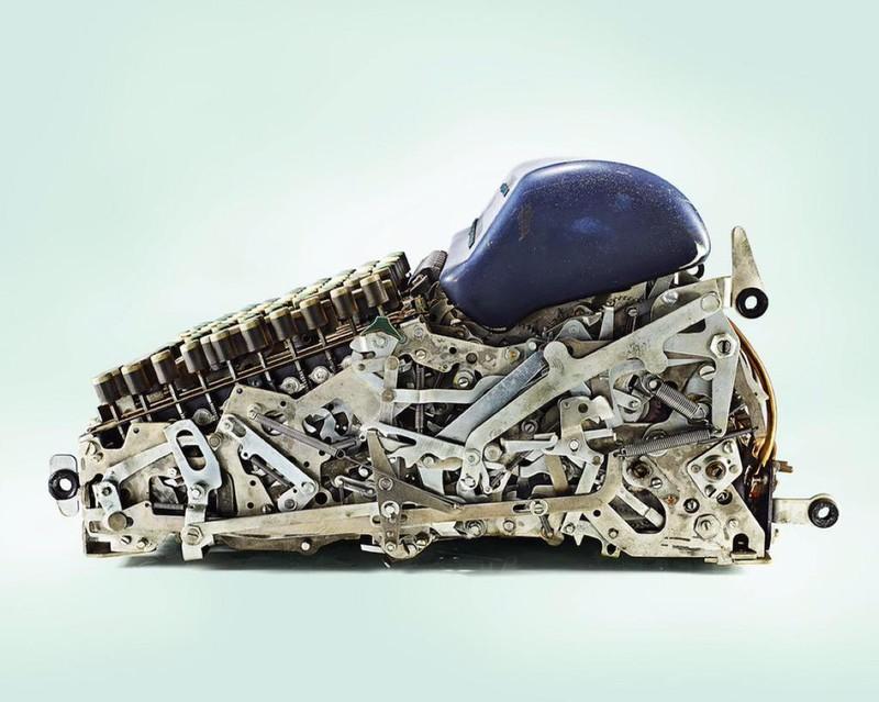3. Механический калькулятор ( 4finite.com )
