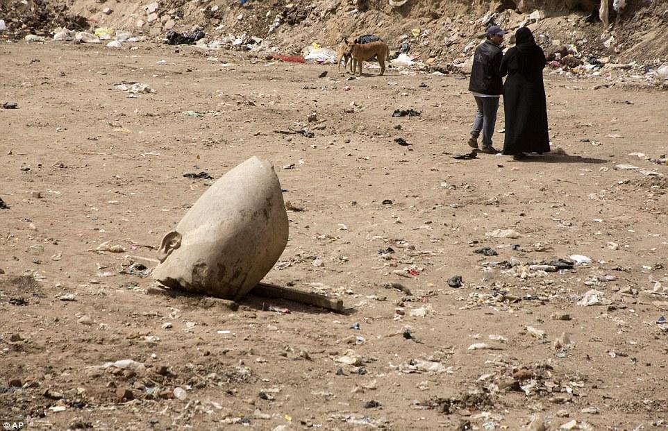 Это открытие удалось сделать совместными усилиями Министерства по делам древностей Египта и ученых и