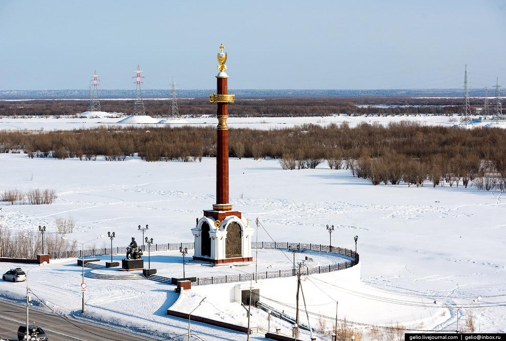 22. Якутск — крупнейший город планеты, расположенный на слое вечной мерзлоты, которую в мире на
