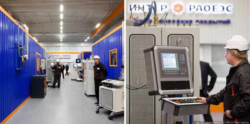 Объем инвестиций в представленные технологии составил около 280 млн рублей. А для любителей пот