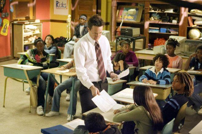 Триумф: история Рона Кларка (2006) Главный герой — педагог, который считает, что хороший учите