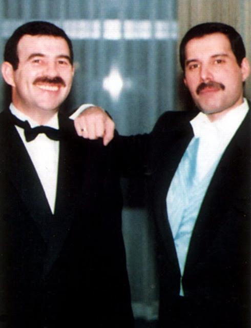 Личные фотографии Фредди Меркьюри и его бойфренда 1980-х годов