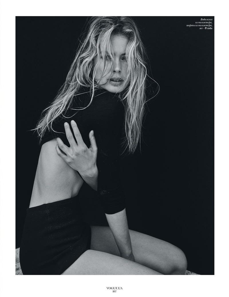 Даутцен Круз в Vogue Ukraine