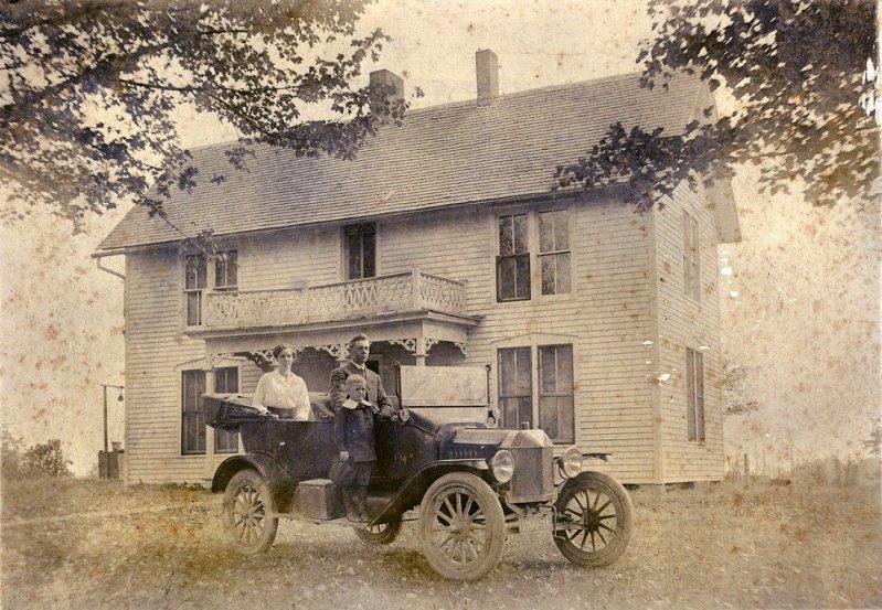 1916 Ford Model T Speedster