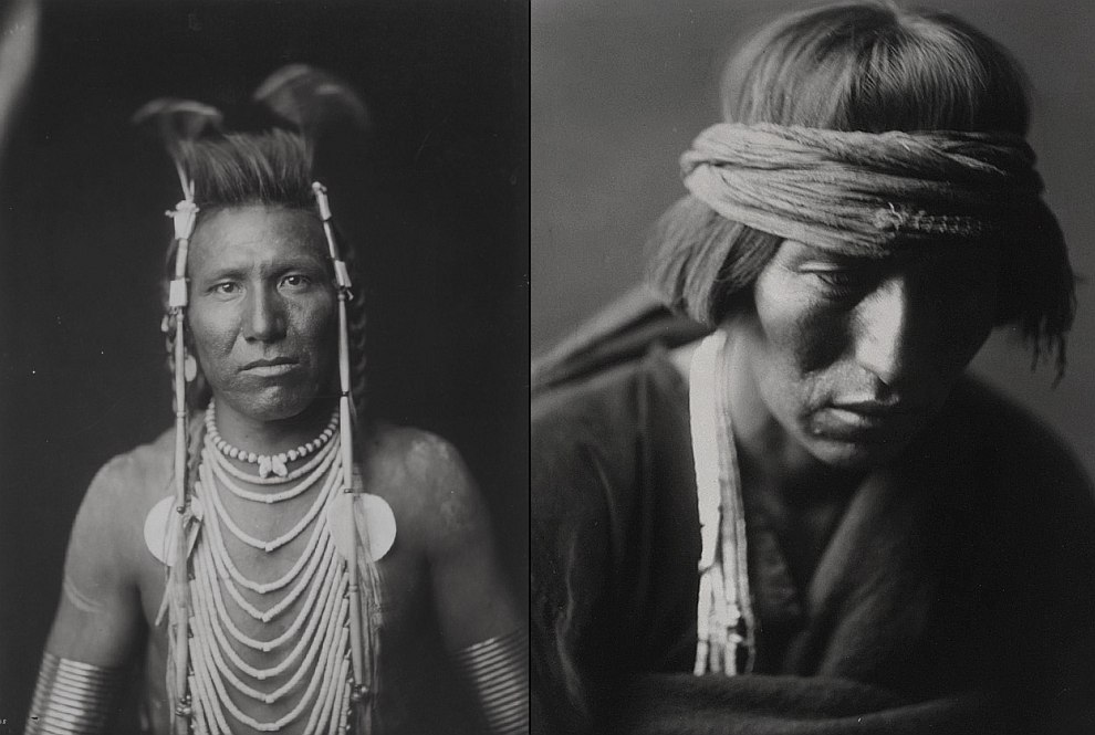 Североамериканские индейцы, как источник образов, сильно повлияли на романтическое направление