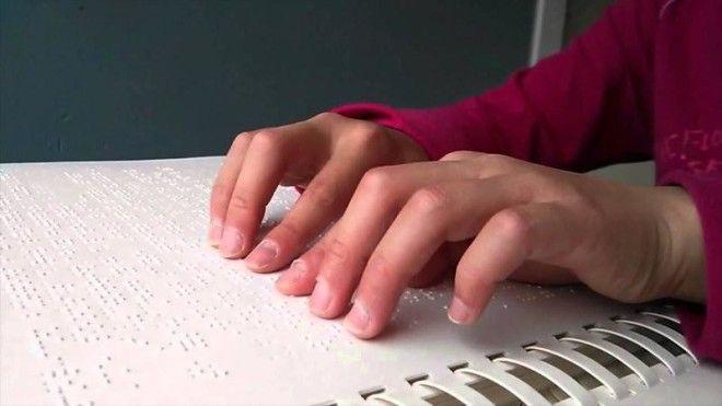 Система была создана французом Луи Брайлем, который в раннем детстве потерял зрение, а в 15 лет прид