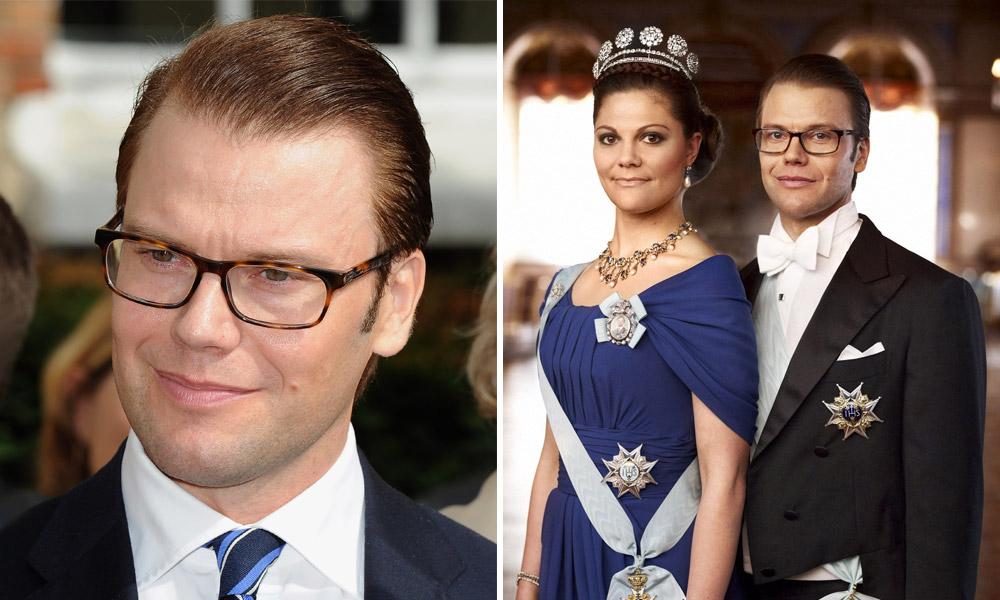 История любви Даниэля Вестлинга иВиктории, шведской кронпринцессы,— это история золушки, только на