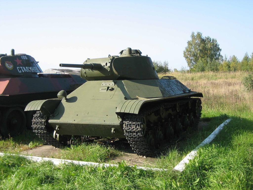 Орудия победы: Самая выдающаяся советская бронетехника Второй мировой войны (3 фото)