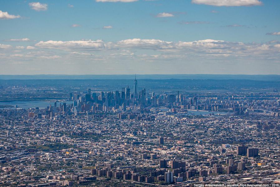 39. Основная часть Манхеттена, Гарлем и верхний Манхеттен.
