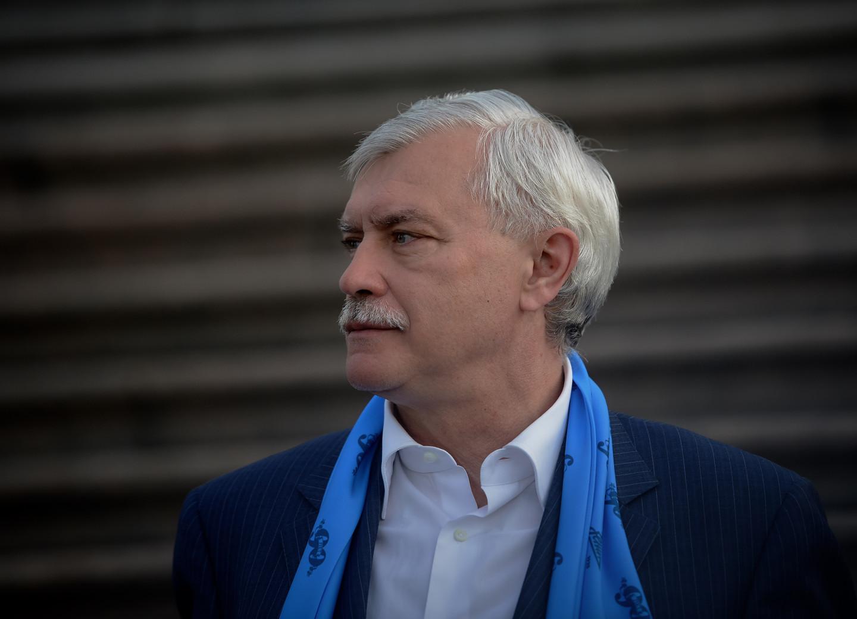 Полтавченко: «Зенит-Арена «будет готова ксоревнованиям