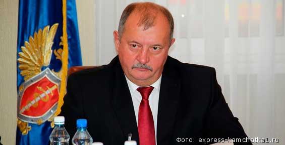 Экс-глава камчатского ФСКН пойдет под суд запревышение полномочий
