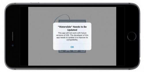 IOS 11 небудет поддерживать 32-битные приложения
