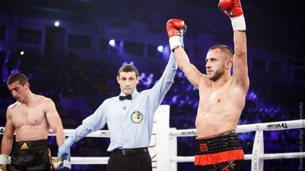 Боксер из столицы Украины Бурсак проведет бой затитул чемпиона мира