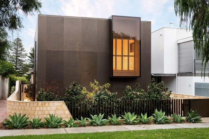 Weststyle Design & Development designed this contemporary single family residence located in Western