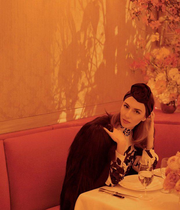 Sofia Coppola Stuns for WSJ. Magazine June July 2017 Cover Story