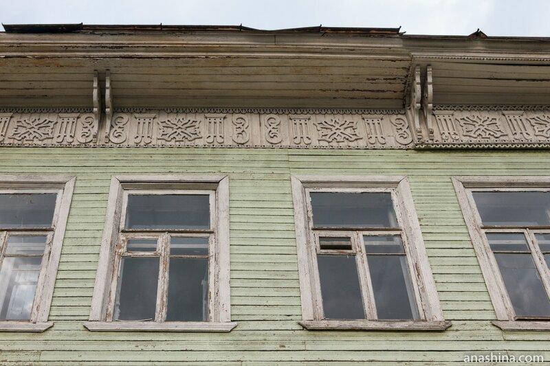 Усадьба купца Коковашина с каменным каретником, Вологда
