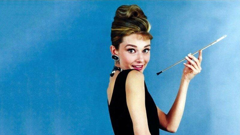 10 cекретов красоты Одри Хепберн