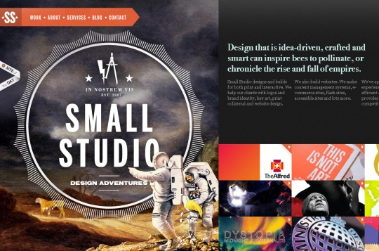 Cool Retro Web Designs for Your Inspiration