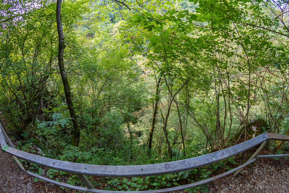 Агурские водопады фото 3