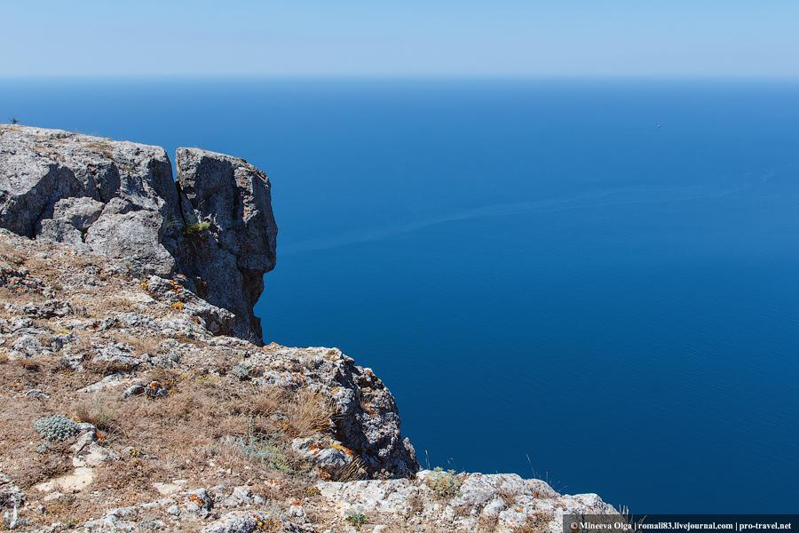 Мыс Айя в Крыму. Часть 2