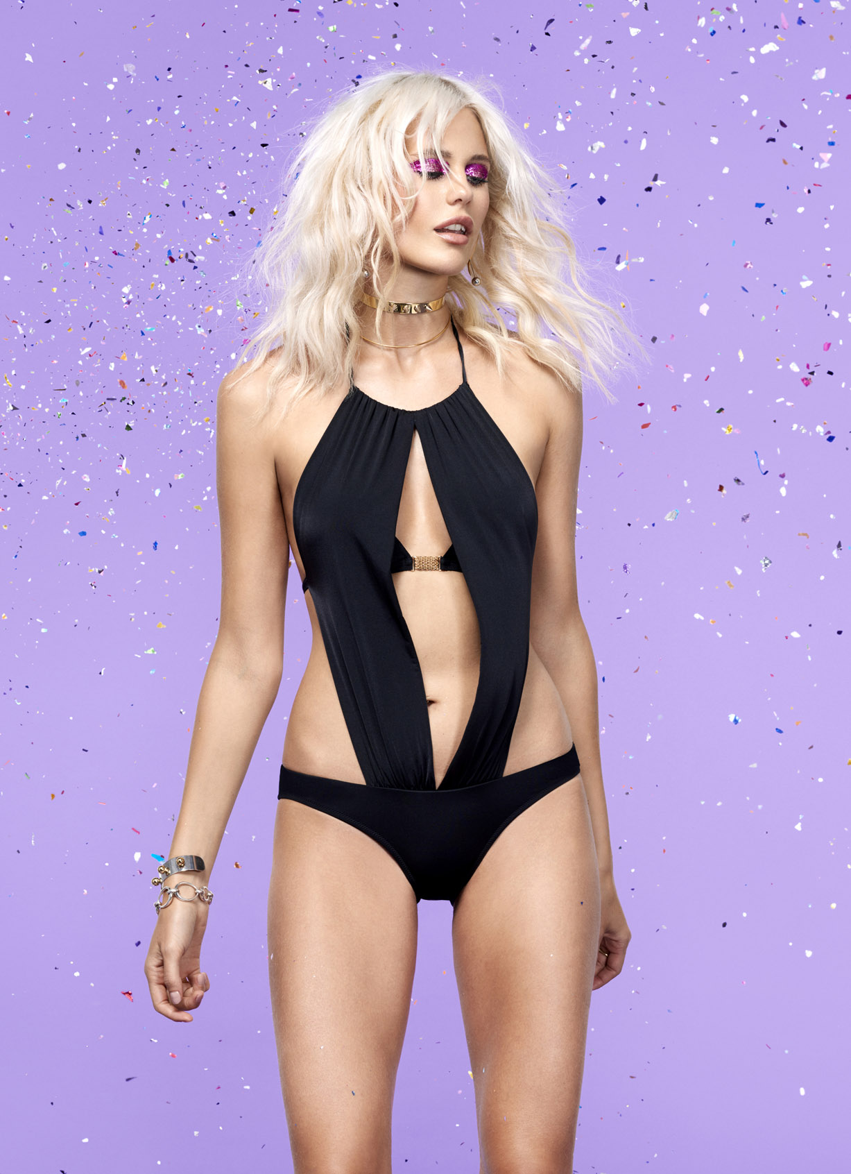 L'Agent by Agent Provocateur Holiday 2016 - Becca Hiller