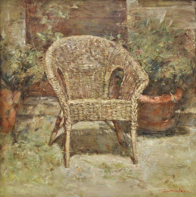 Старый стул , 2012.jpg
