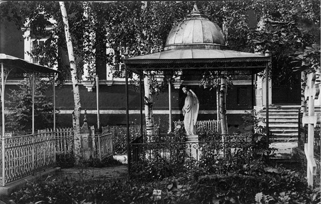Надгробие Боклевскому
