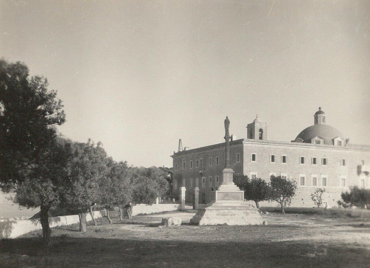 Хайфа. Монастырь кармелитов на горе Кармель