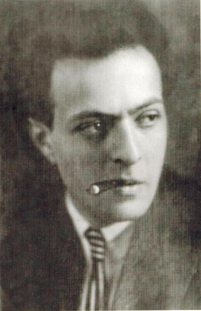 1920-е. Илья Чашник