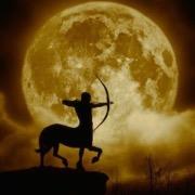 Луна и кентавр