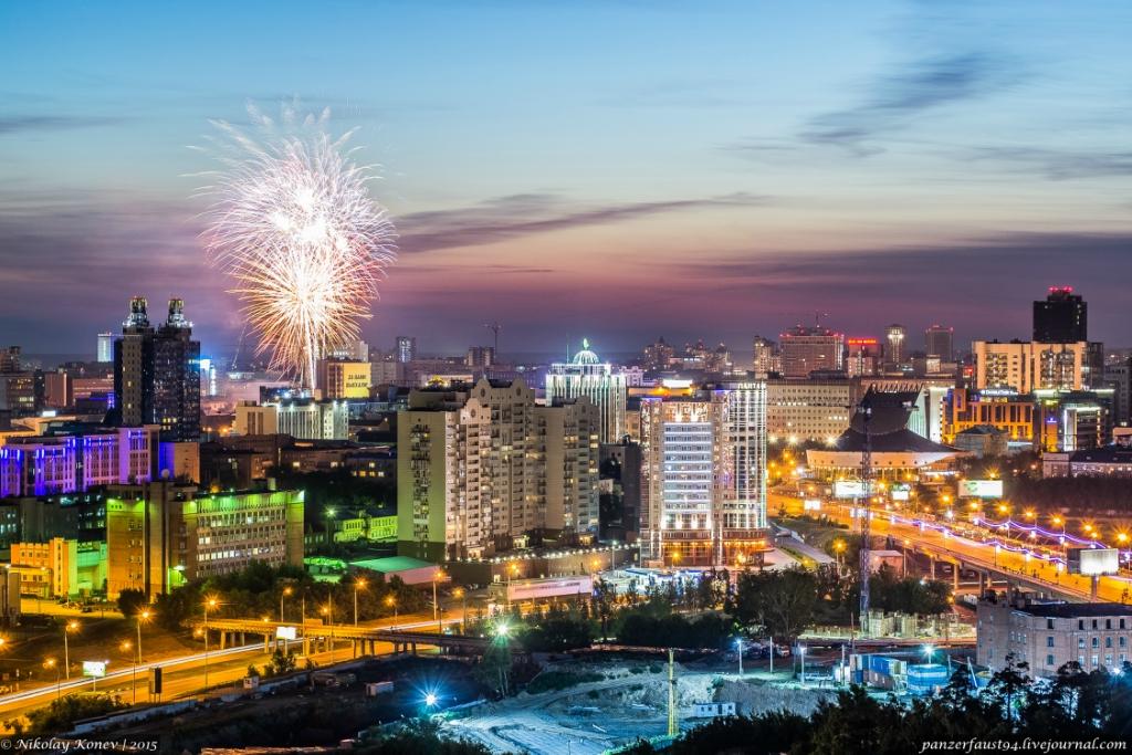 Нижегородская 18 (День Города)