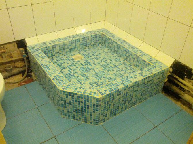 Эмалировка ванн своими руками фото