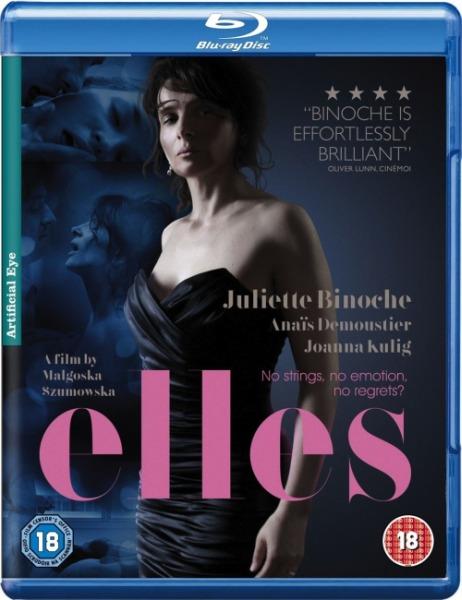 Откровения / Elles (2011) BDRip 1080p + 720p + DVD5 + HDRip + AVC