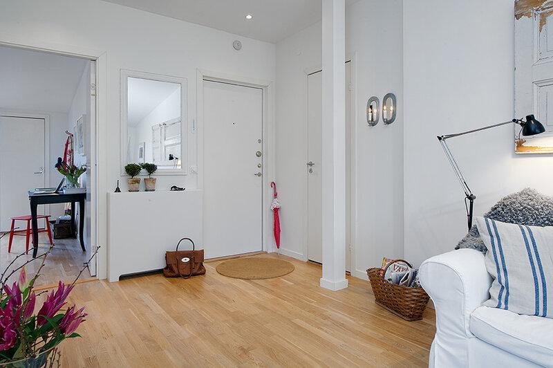 Уютная квартира в Гетеборге, Швеция