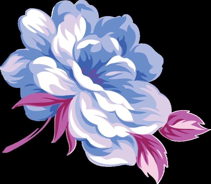 Картинка из чего состоит цветок 8