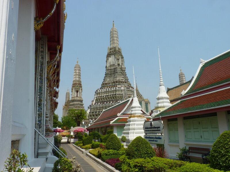 วัดอรุณ กรุงเทพมหานคร (Wat Arun, Bangkok)