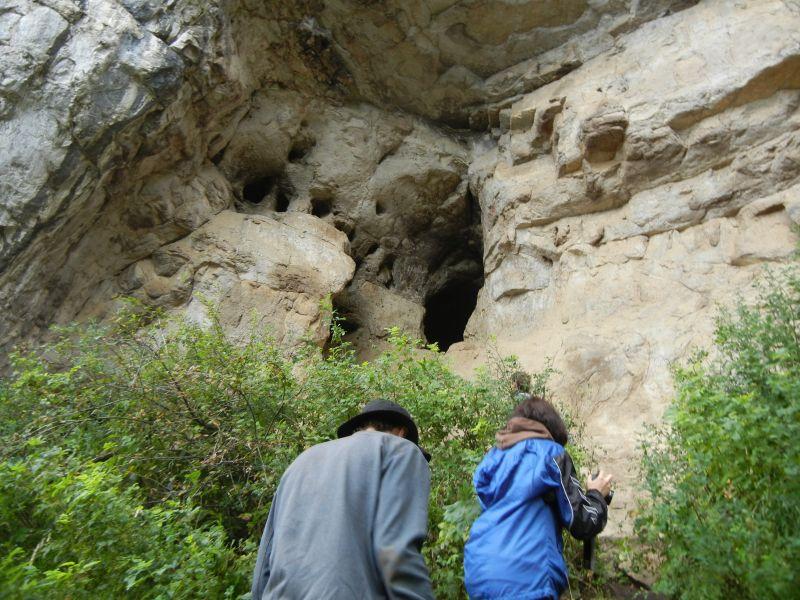 Идем к Сикияз-Тамакским пещерам (18.08.2015)
