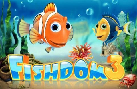 Фишдом 3 | Fishdom 3 (Rus)