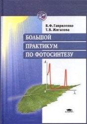 Книга Большой практикум по фотосинтезу