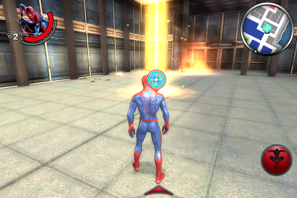 игры скачать человек паук новый 2