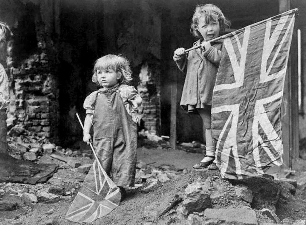Май, 1945