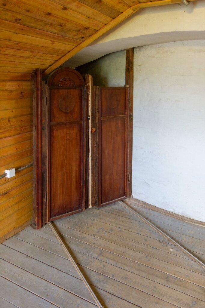 Двери, Спасо-Преображенский монастырь