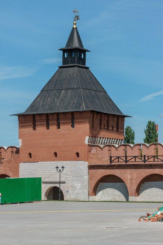Башня Водяных ворот
