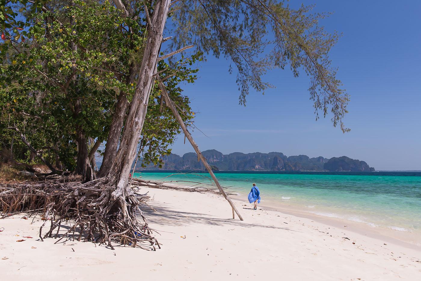 Фото 15. На острове Пода (Koh Poda Island) мы с трудом продержались до 15 часов... А казалось бы - рай?.. Рассказы про отдых в провинции Краби